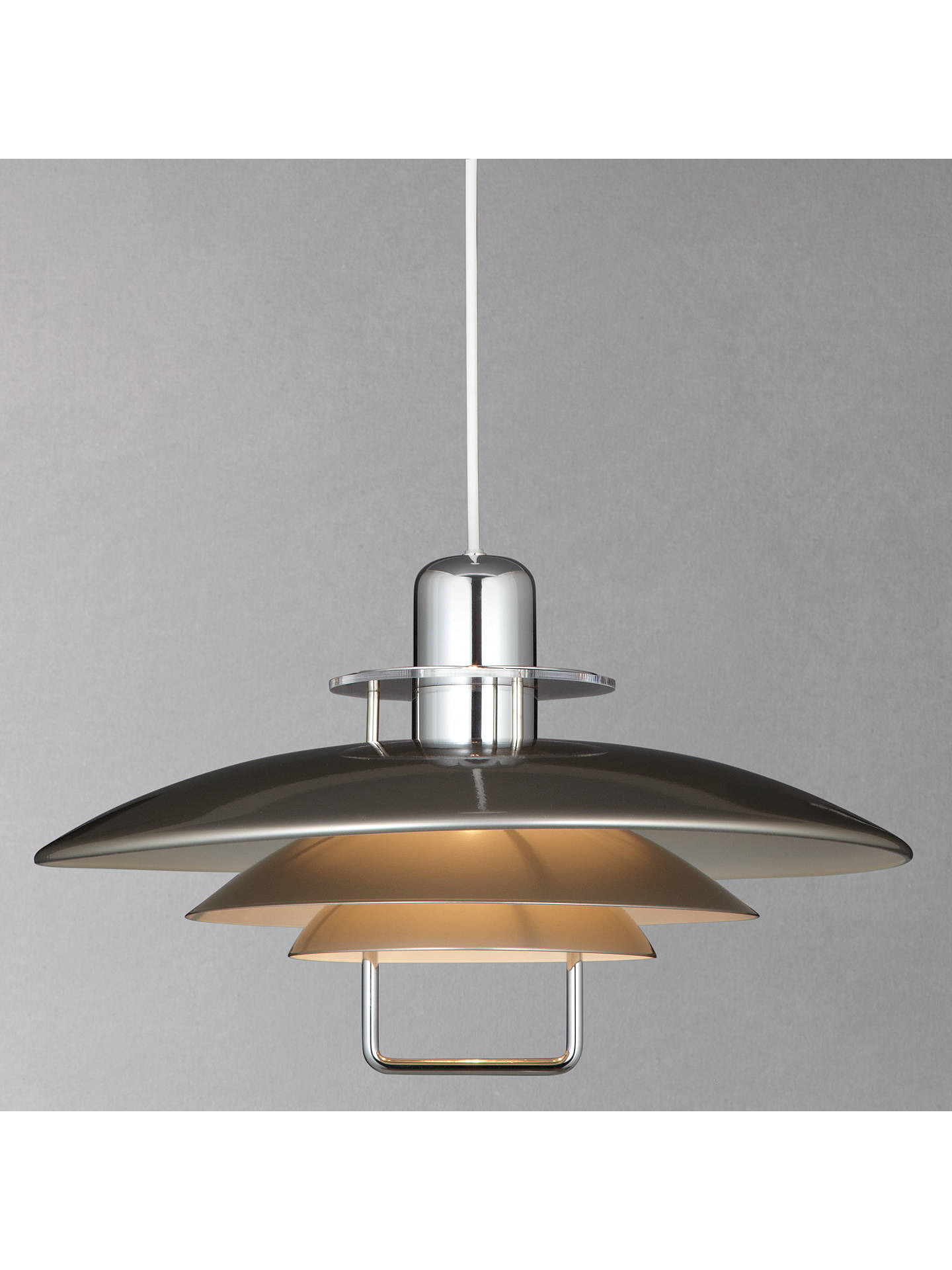 Buybelid felix rise and fall ceiling light satin nickel online at johnlewis com