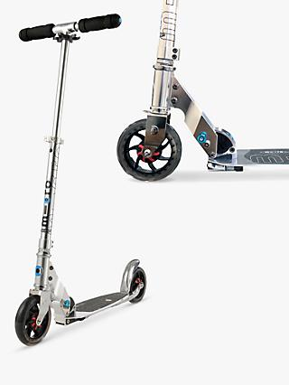 Micro Speed Scooter, Adult, Grey