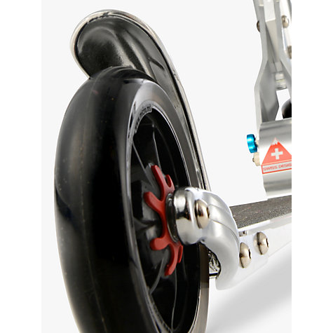 Buy Micro Speed Scooter, Adult, Grey Online at johnlewis.com