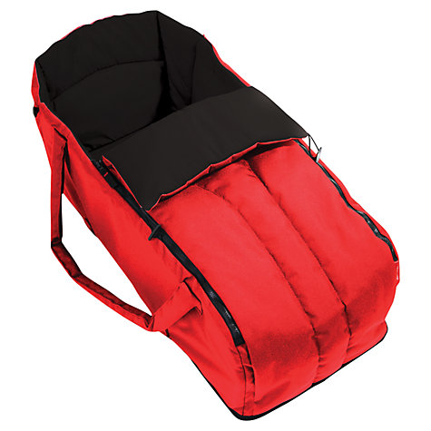 Buy Phil & Teds Dot and Sport Cocoon, Chilli Online at johnlewis.com