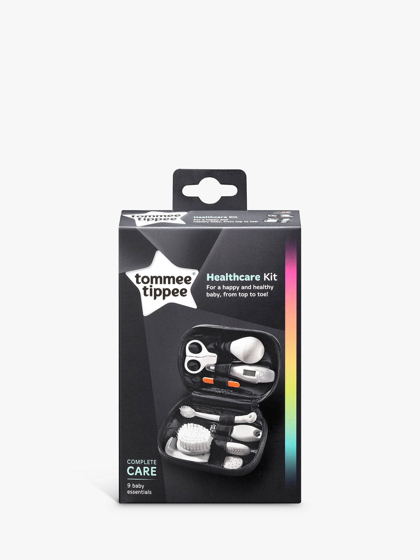 Buy Tommee Tippee Closer To Nature Baby Healthcare Kit Online at johnlewis.com