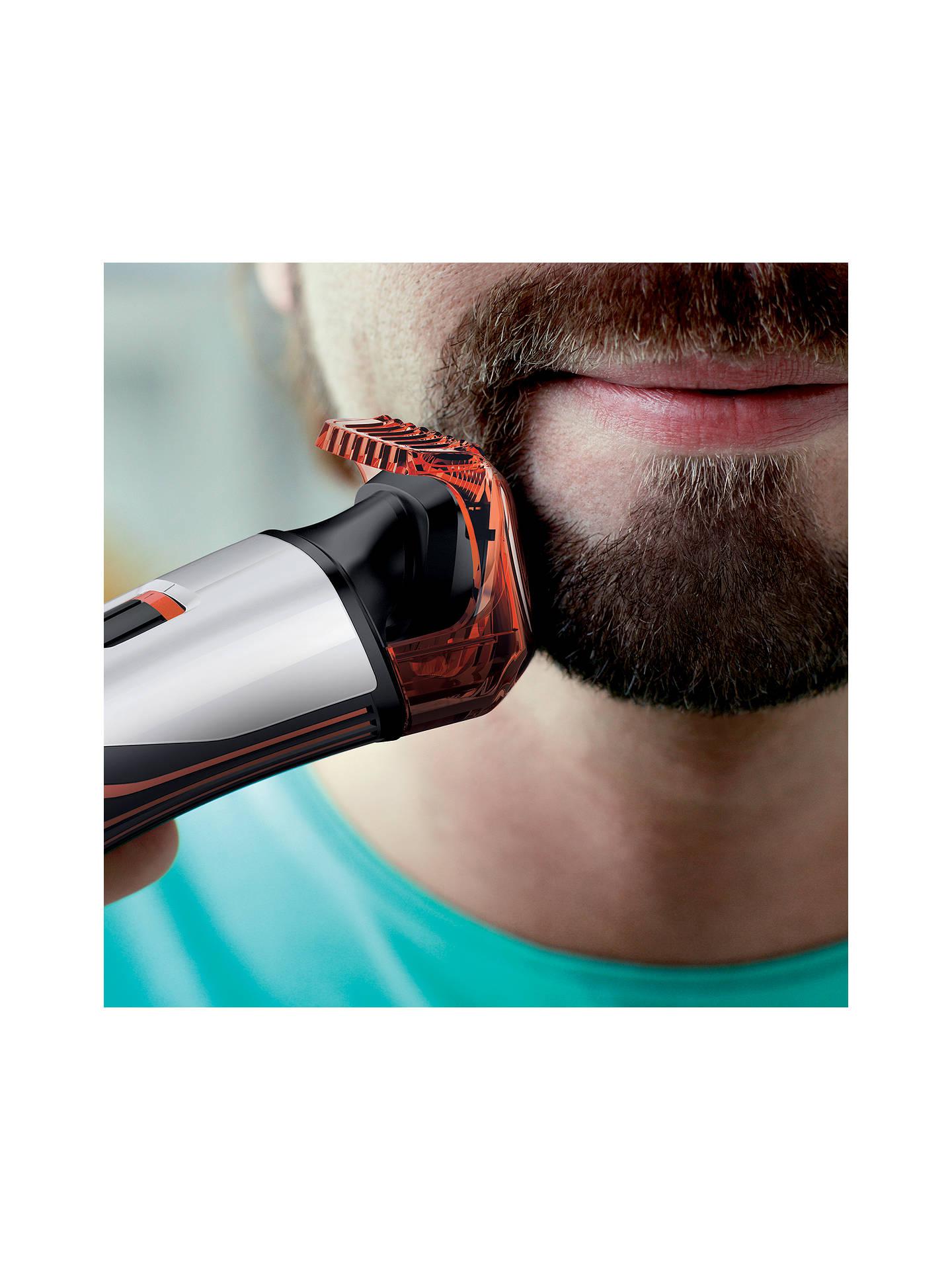 057bbf05541 ... Buy Philips QS6140/32 Beard Styleshaver Online at johnlewis.com