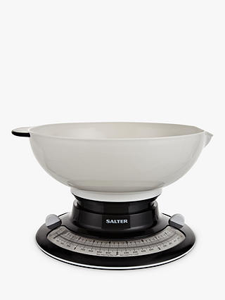 Buy Salter Aqua Weigh Mechanical Scale, 4kg Online at johnlewis.com