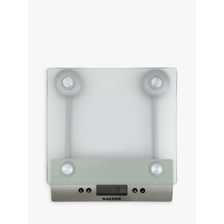 Salter Aquatronic Platform Kitchen Scale, 10kg at John Lewis