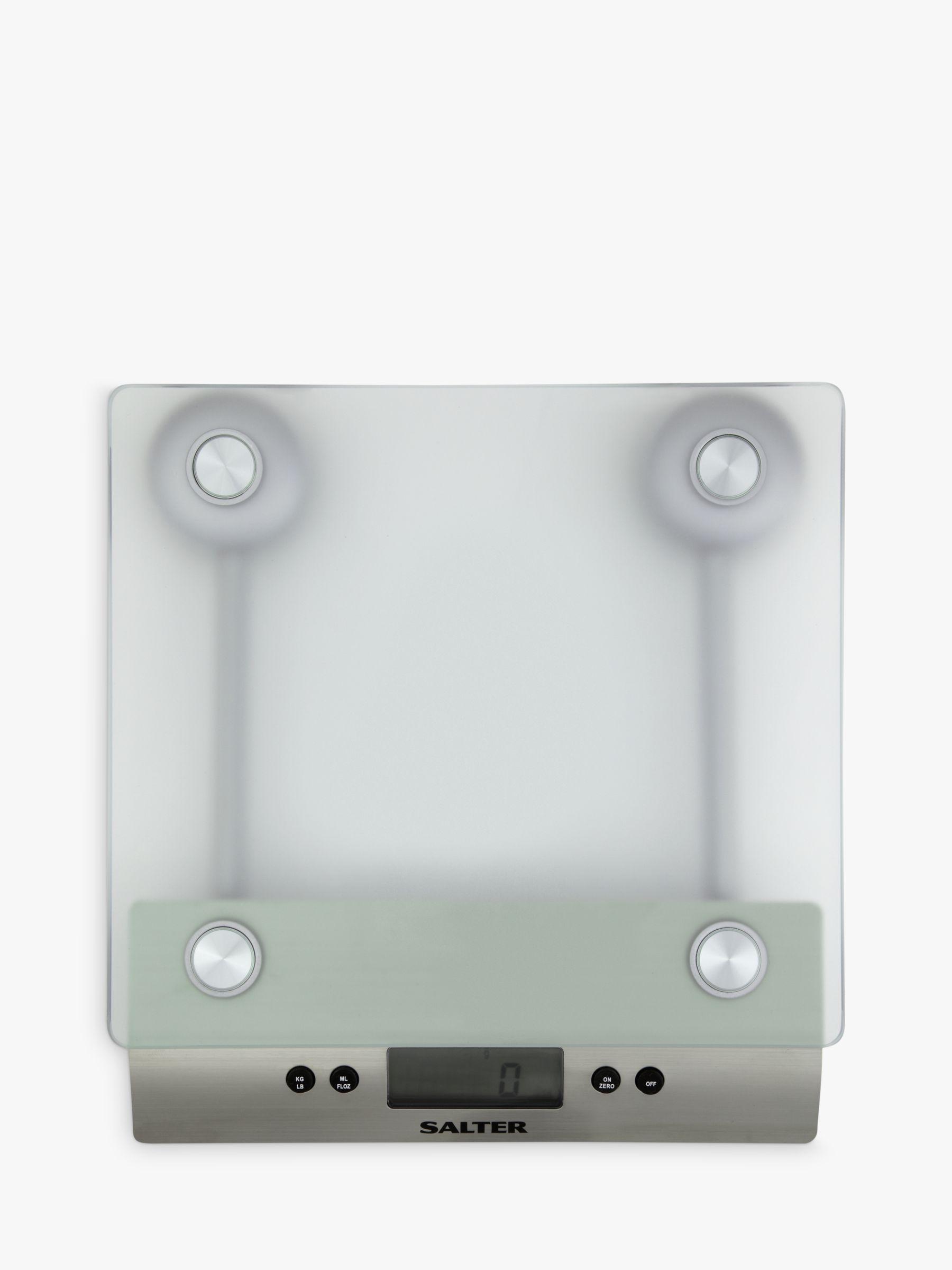 Salter Salter Aquatronic Platform Kitchen Scale, 10kg