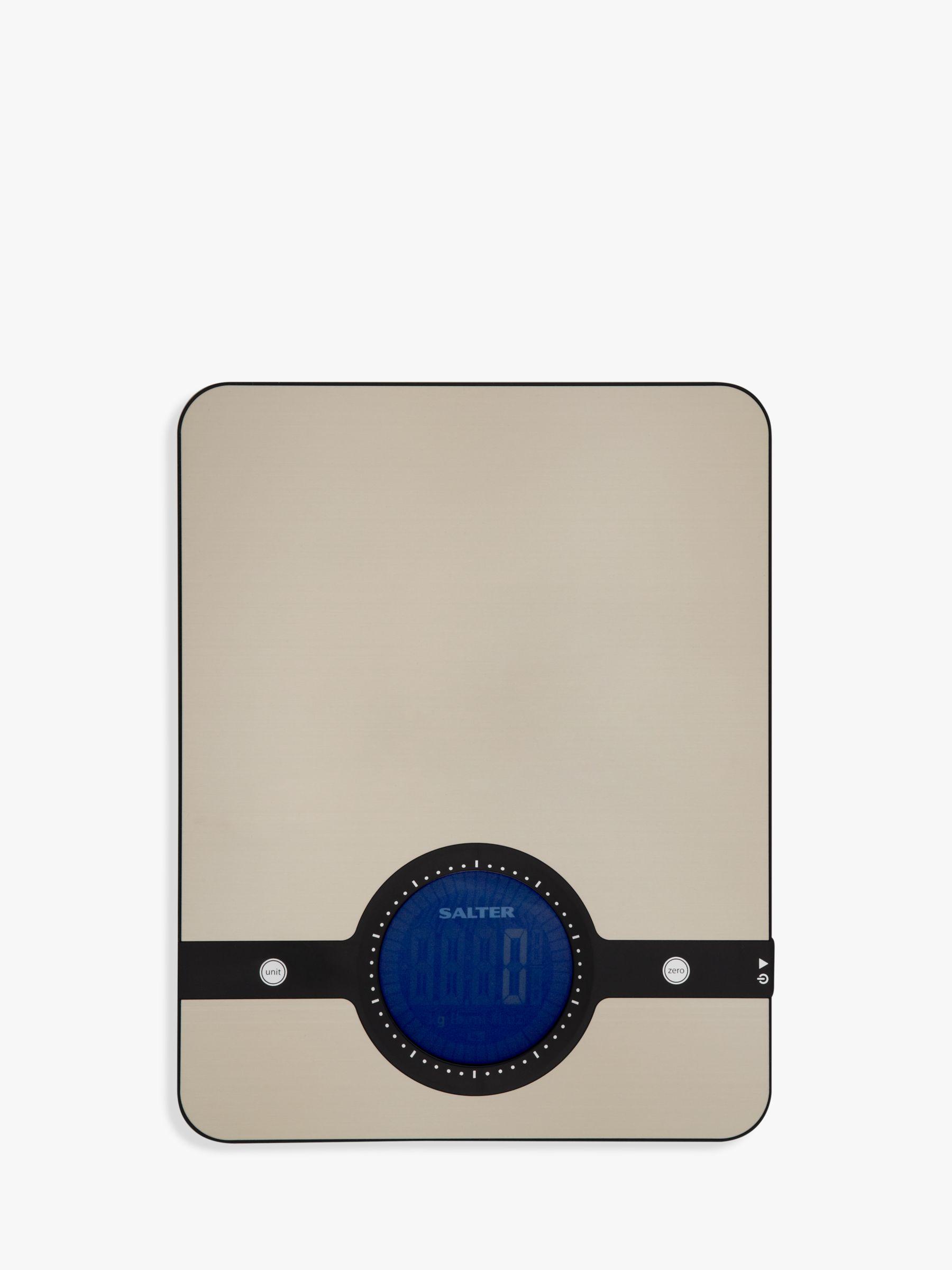 Salter Salter Geo Digital Kitchen Scale, 5kg