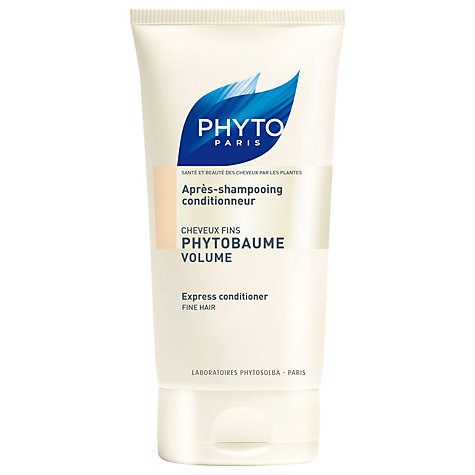 Buy Phyto Phytobaume Volume Express Conditioner for Fine Hair, 150ml Online at johnlewis.com