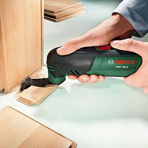 Buy Bosch PMF 190 E 190W Multifunctional Allrounder Set Online at johnlewis.com
