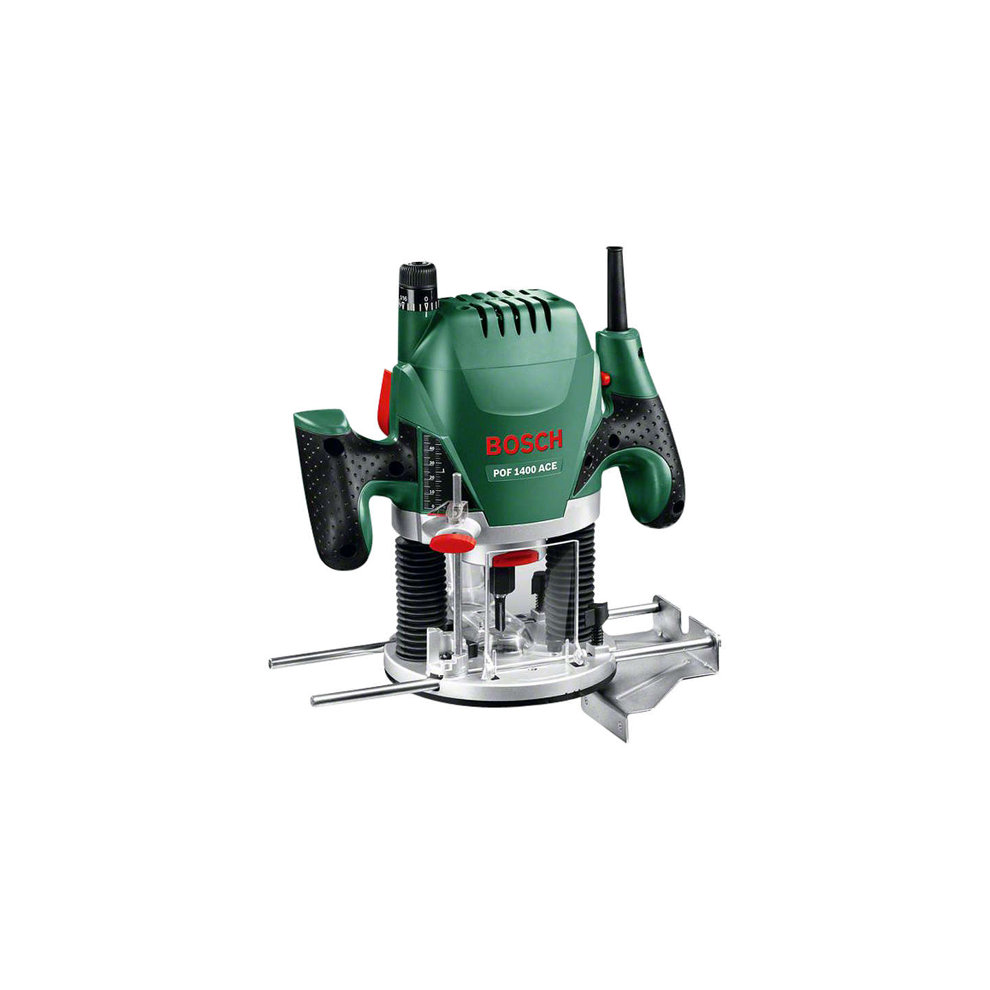 Bosch pof 1400 ace 1400w router at john lewis buybosch pof 1400 ace 1400w router online at johnlewis greentooth Choice Image