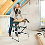 Buy Bosch PWB 600 Saw Stand & Work Bench Online at johnlewis.com