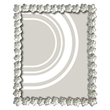 "Buy John Lewis Petal Photo Frame, Ivory, 8 x 10"" (20 x 25cm) Online at johnlewis.com"