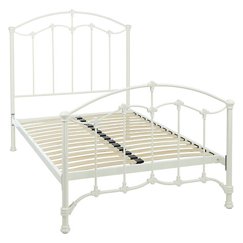buy john lewis daisy bed frame cream small double online at johnlewiscom - Buy Bed Frame