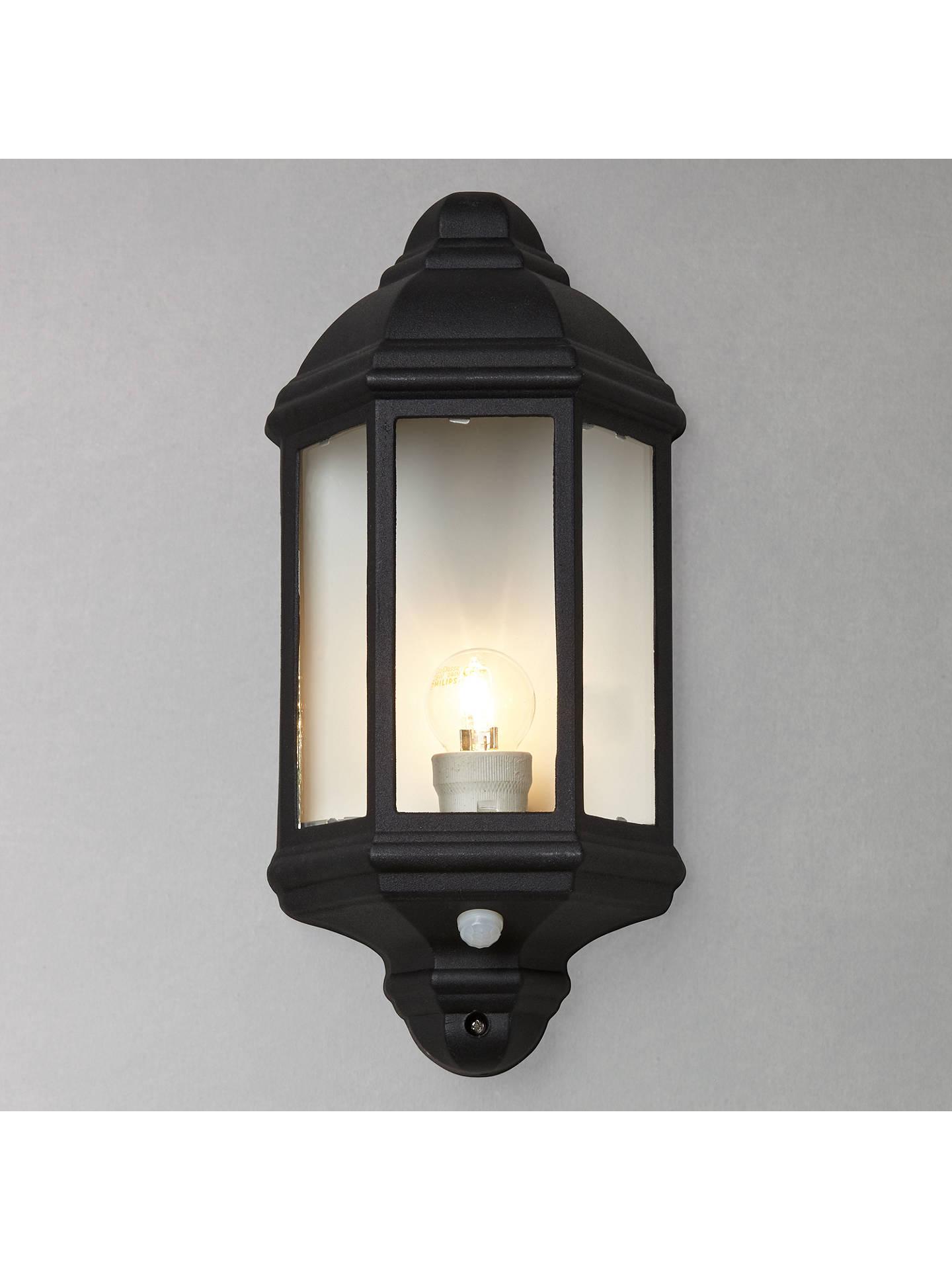 Harris Outdoor Pir Sensor Half Lantern