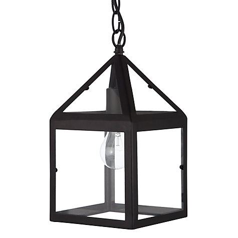 Buy John Lewis Springfield Porch Lantern Online at johnlewis.com