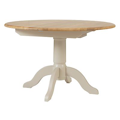 John Lewis Regent Round 4-6 Seater Extending Dining Table