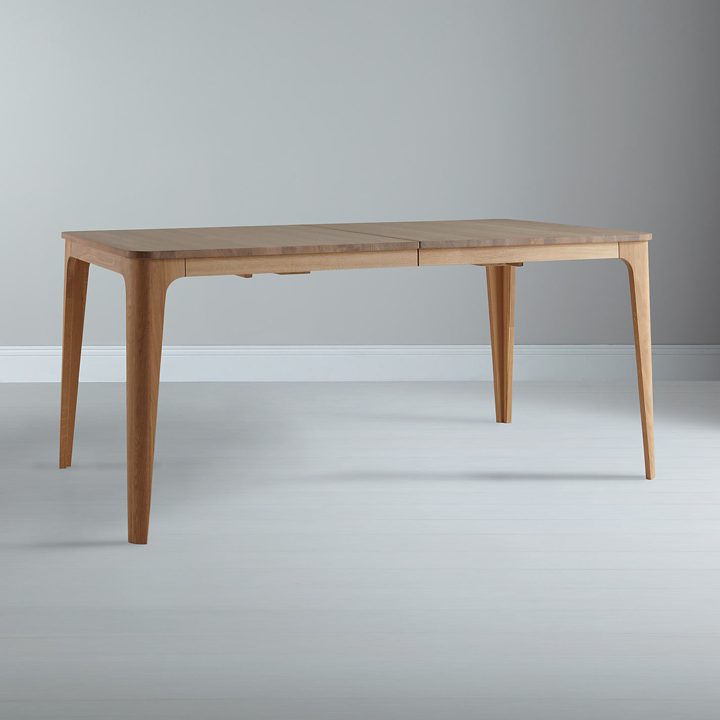 Buy Ebbe Gehl For John Lewis Mira 6 8 Seater Extending Dining Table Online At