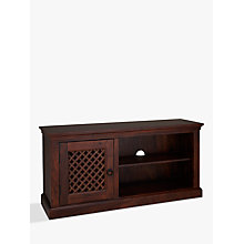 "Buy John Lewis Maharani TV Stand for TVs up to 35"" Online at johnlewis.com"