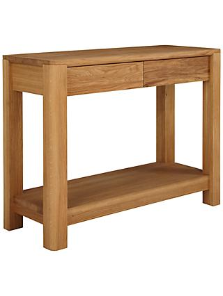 John Lewis & Partners Seymour Console Table