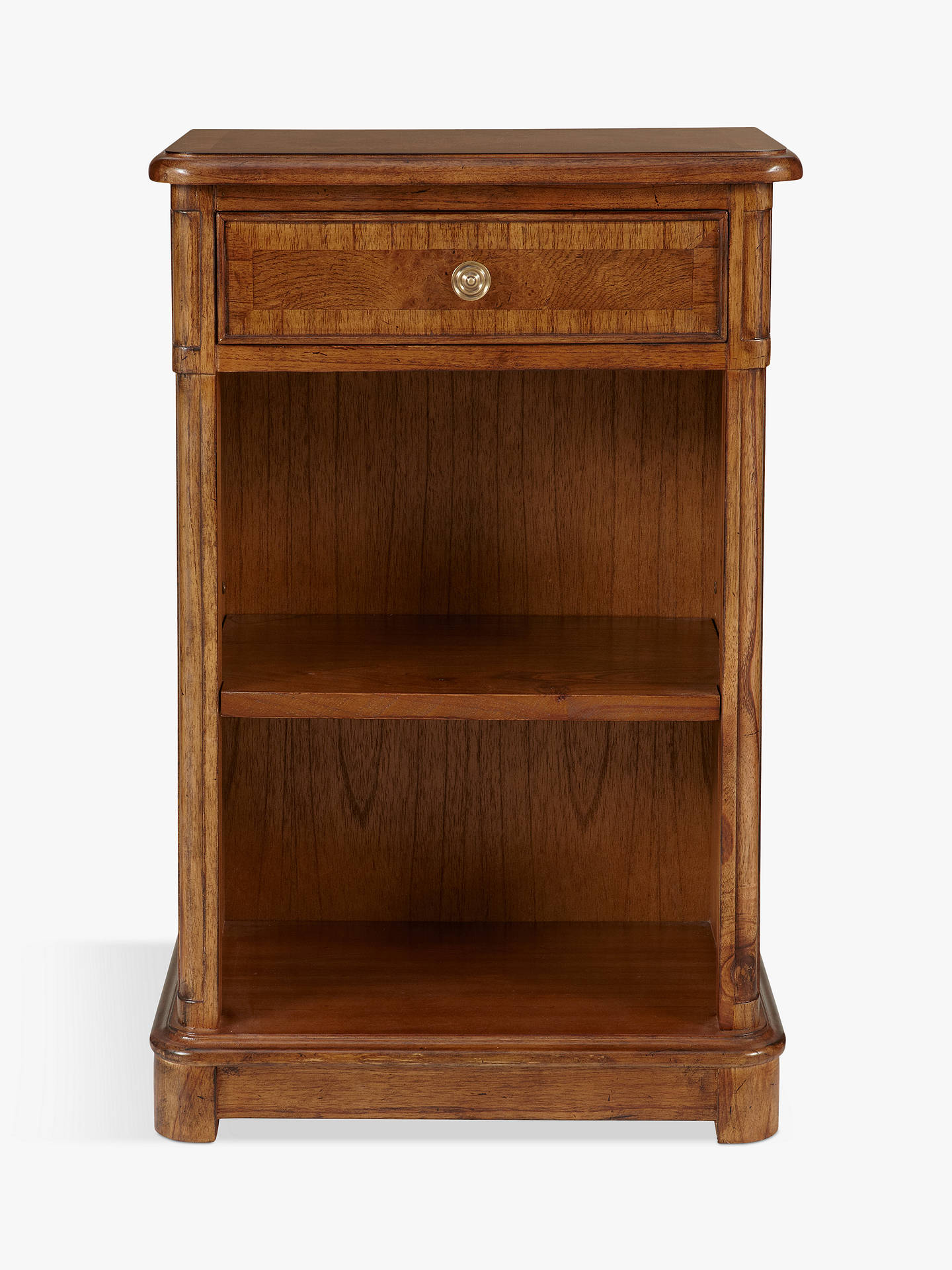 BuyJohn Lewis & Partners Hemingway Open Cupboard With Drawer Online at johnlewis.com