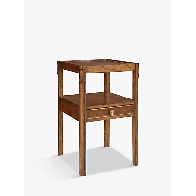 John Lewis & Partners Hemingway Side Table With Drawer