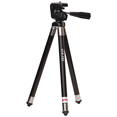Velbon Summit VTP-787 Travel Tripod, Black
