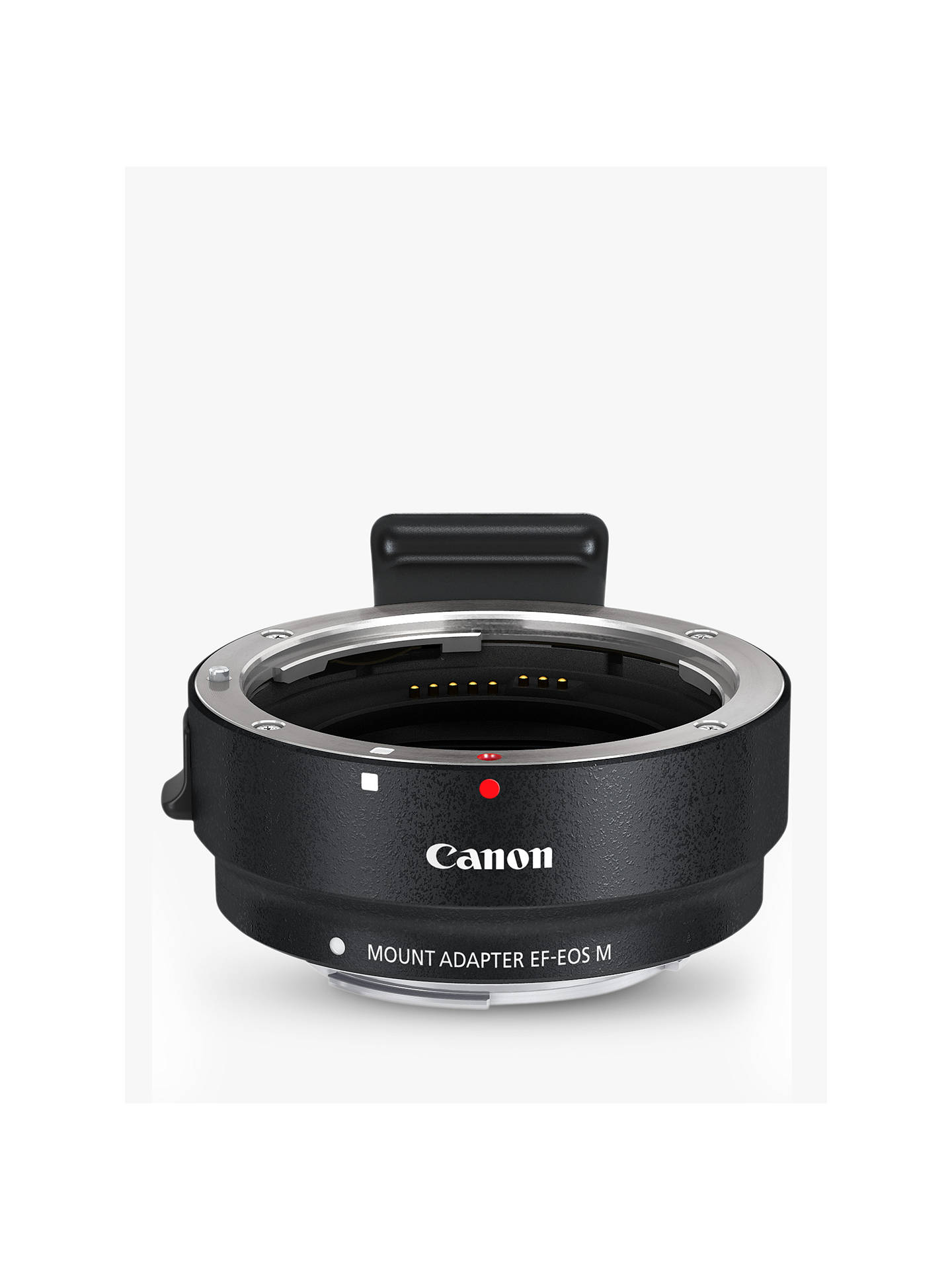 Buy Canon Mount Adapter EF-EOS M with Removable Tripod Mount Online at johnlewis.com