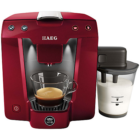 Buy Lavazza A Modo Mio Favola & Milk Coffee Machine by AEG ...