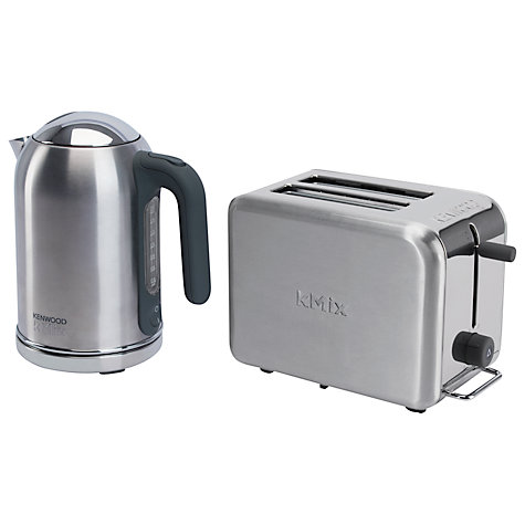 buy kenwood kmix 2 slice toaster stainless steel john lewis. Black Bedroom Furniture Sets. Home Design Ideas