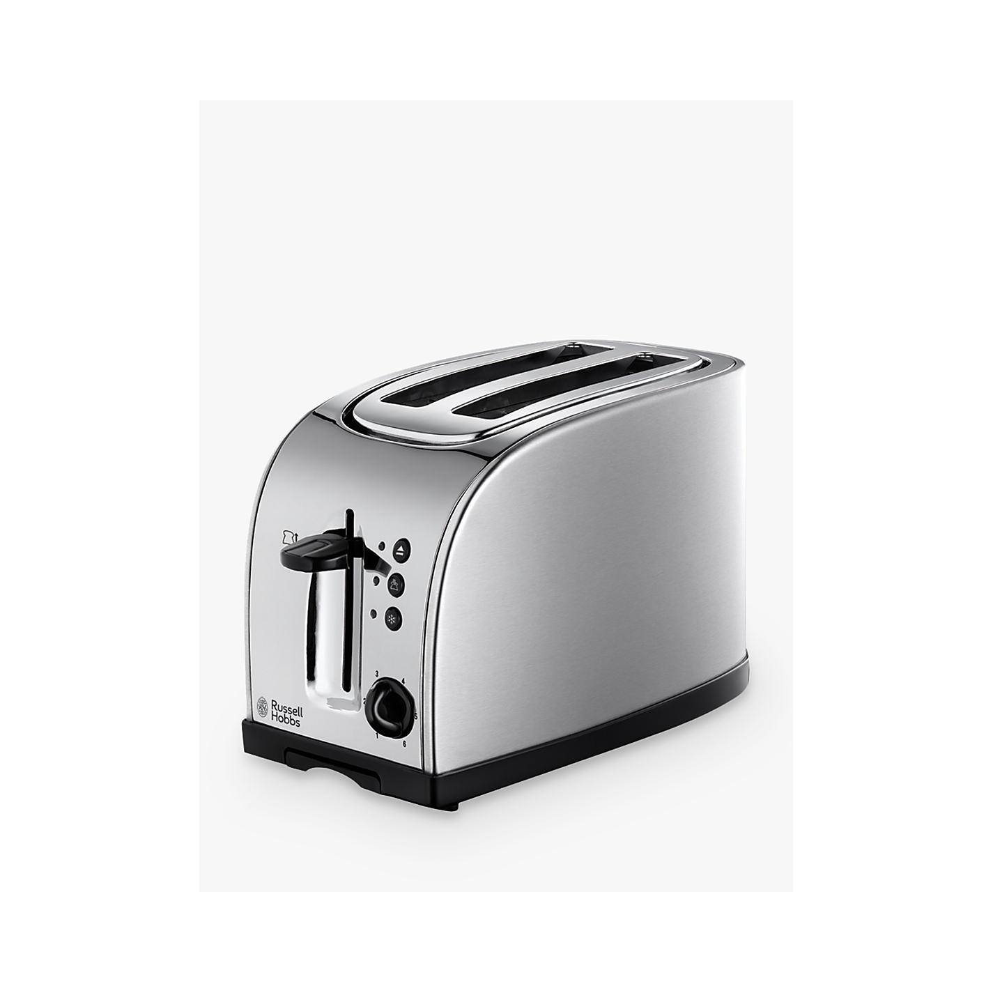 Buy Russell Hobbs 2 Slice Toaster Silver