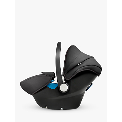 Silver Cross Simplicity Group 0+ Baby Car Seat, Black