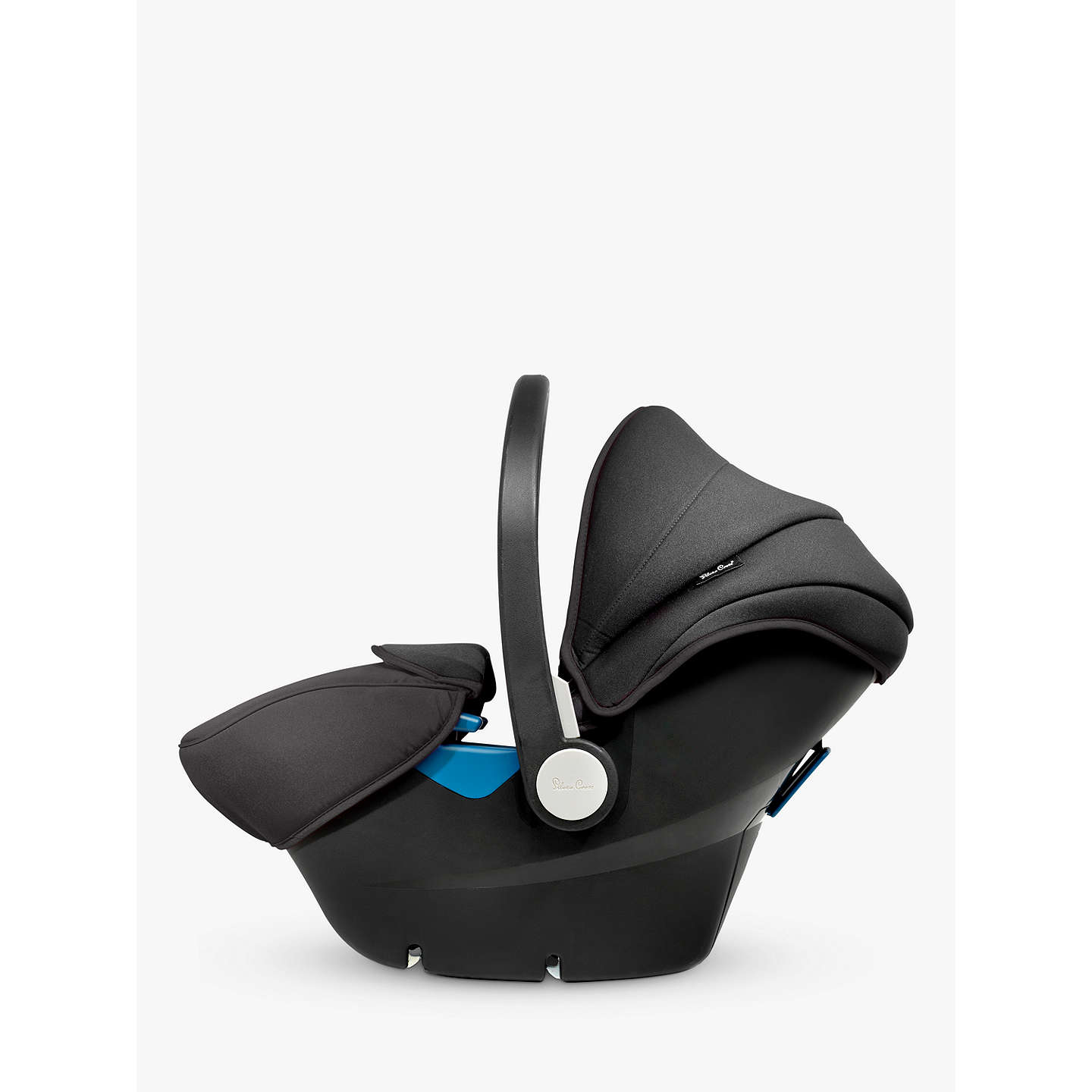 silver cross simplicity group 0 baby car seat black at john lewis. Black Bedroom Furniture Sets. Home Design Ideas