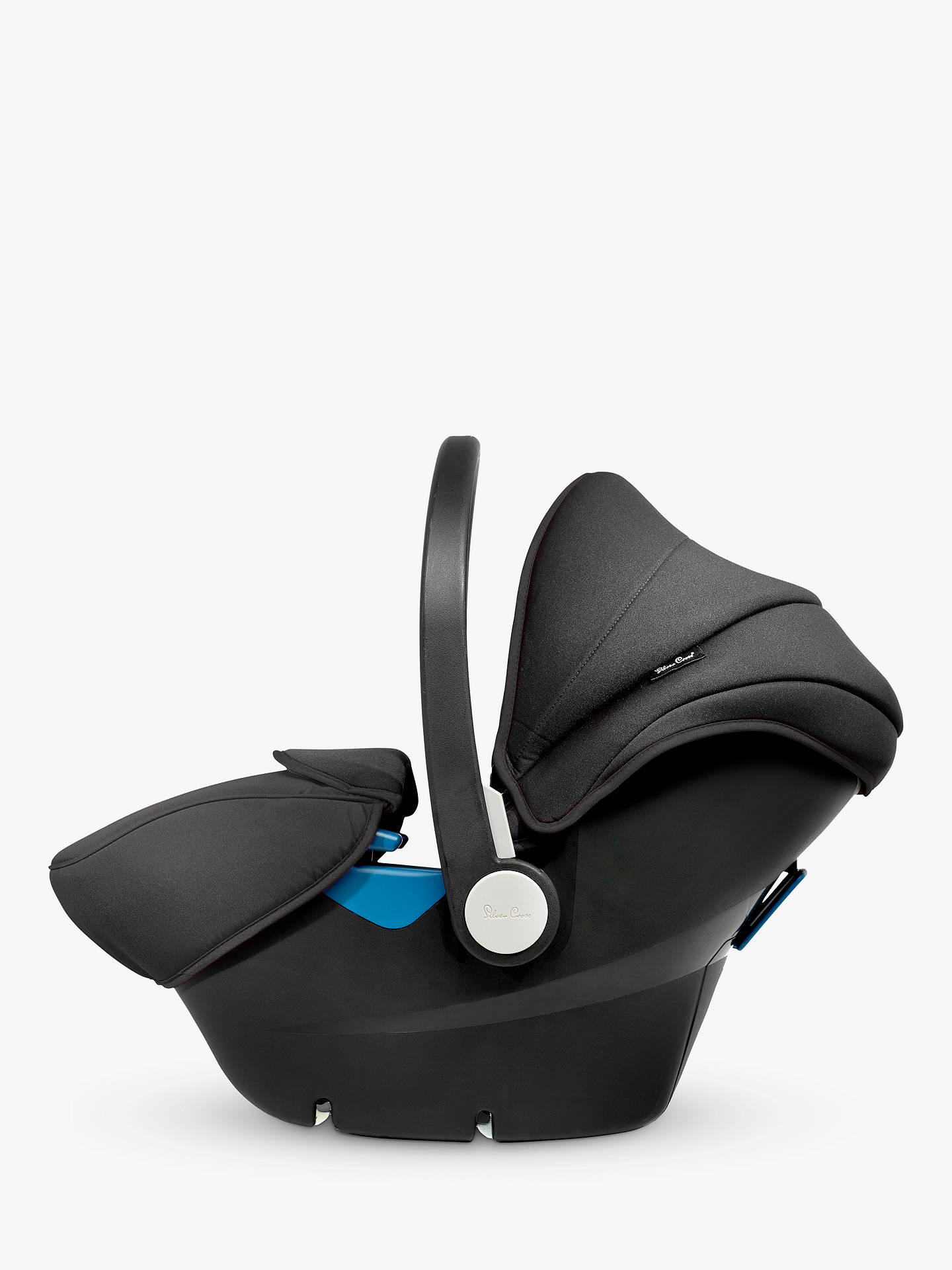 4a32cccbaf15 Buy Silver Cross Simplicity Group 0+ Baby Car Seat
