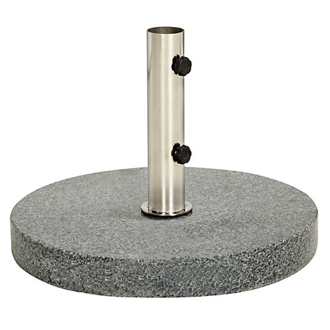 Buy John Lewis Flat Granite Baseweight, 30kg Online at johnlewis.com