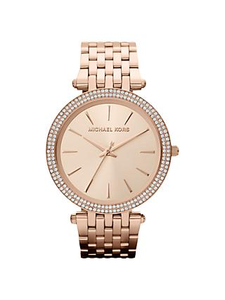 7d3465657dc1 Michael Kors MK3192 Women s Darci Bracelet Strap Watch