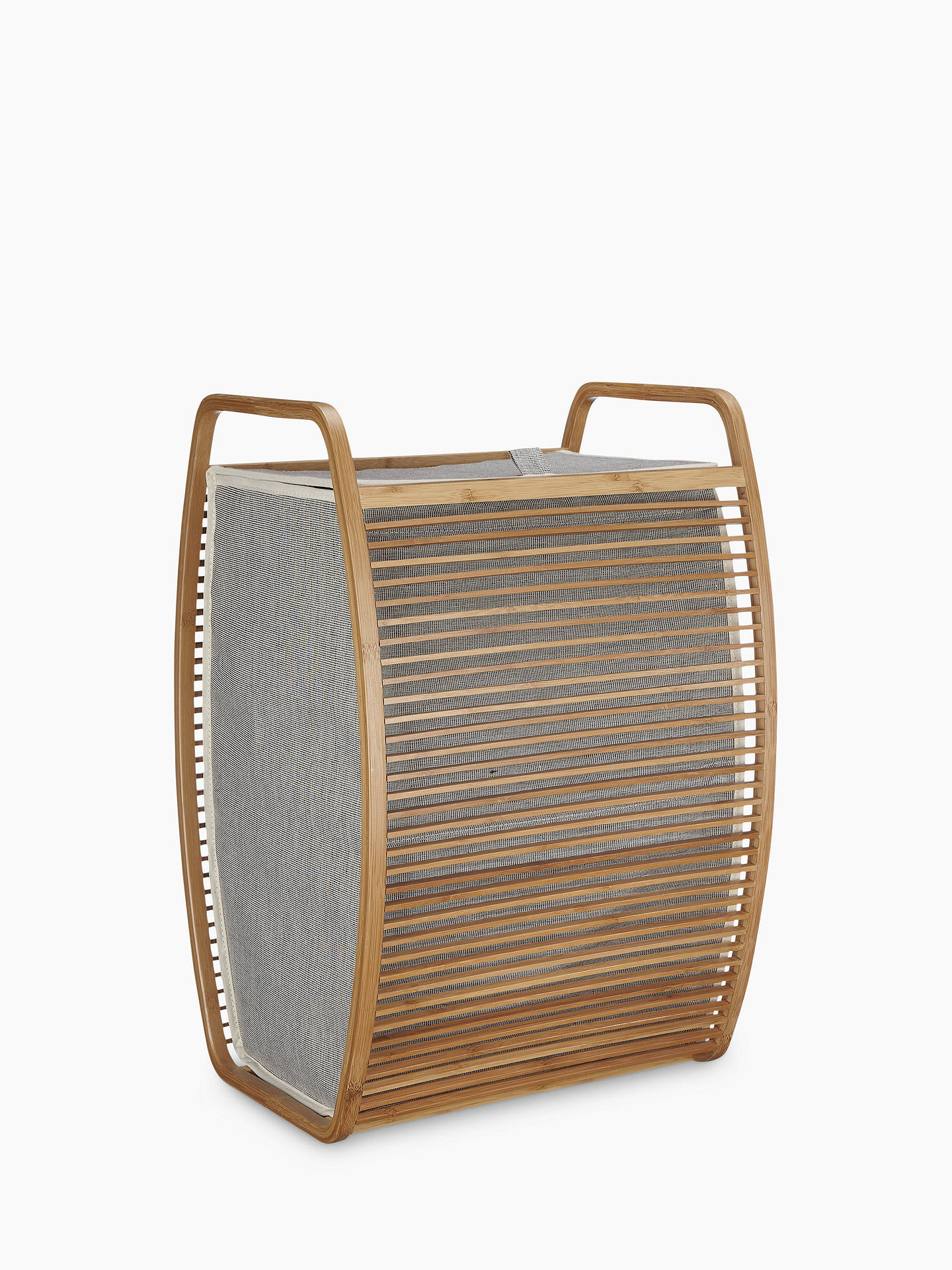 BuyJohn Lewis & Partners Fusion Laundry Hamper Online at johnlewis.com