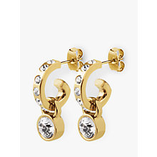 Buy Dyrberg/Kern Laurino Swarovski Crystal Earrings Online at johnlewis.com