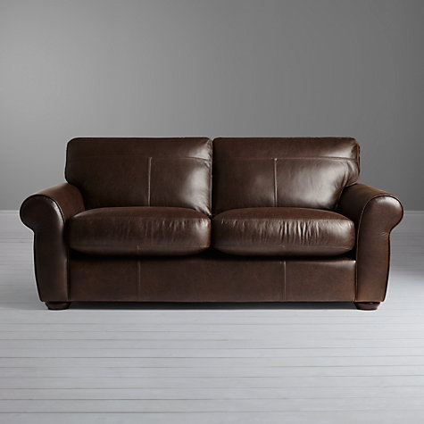 2a1763315af John Lewis Madison Semi Aniline Large Leather Sofa Colorado. John Lewis  Madison Sofa Small Farmersagentartruiz Com