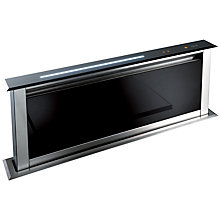 Buy best Lift Small Downdraft Cooker Hood, Black Online at johnlewis.com