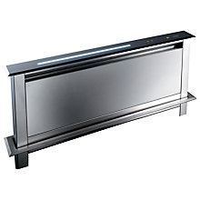 Buy best Lift Downdraft Cooker Hood, Stainless Steel Online at johnlewis.com