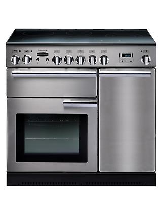Rangemaster Professional + 90 Electric Range Cooker