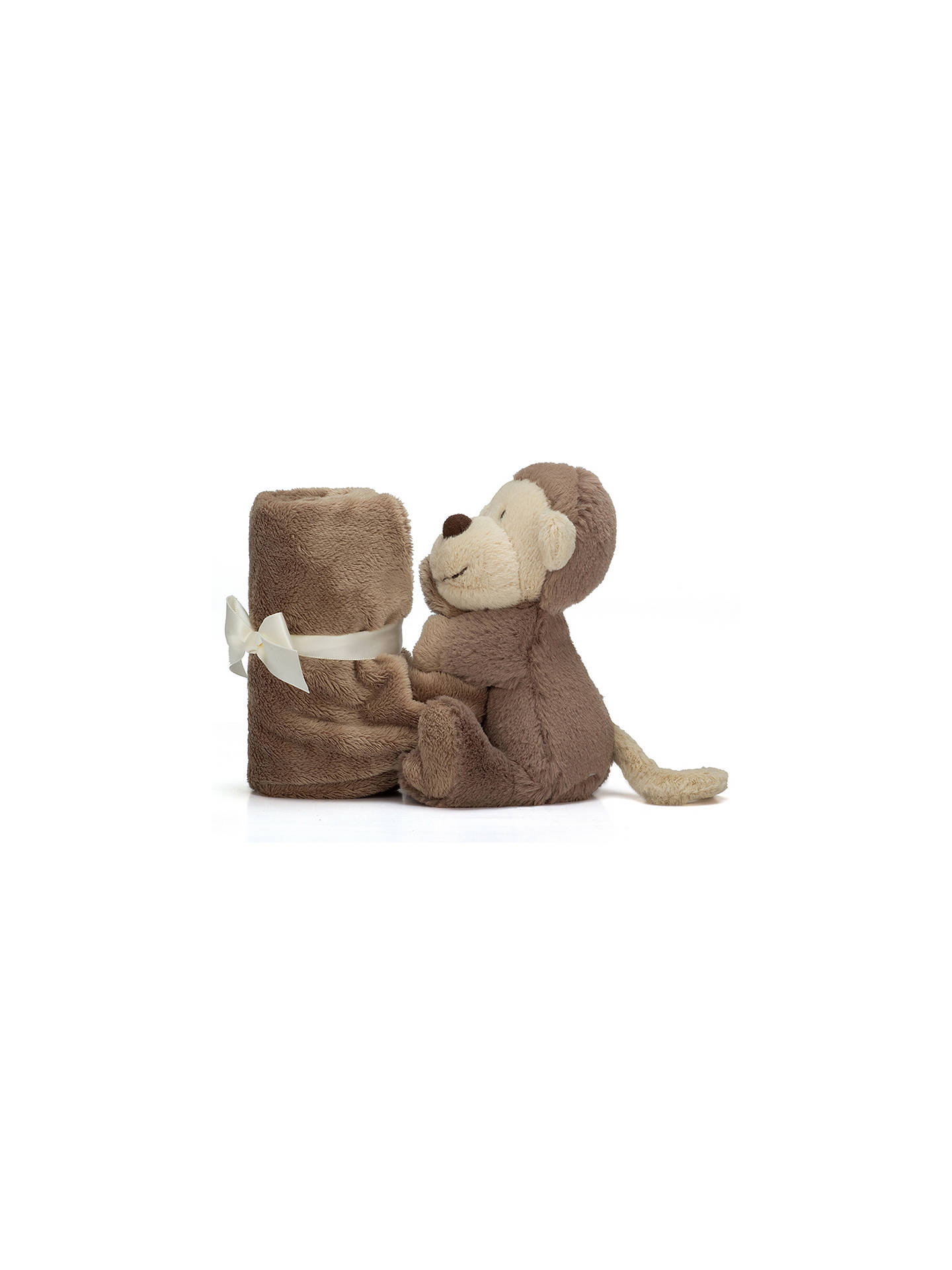 BuyJellycat Bashful Monkey Baby Soother Soft Toy Online at johnlewis.com