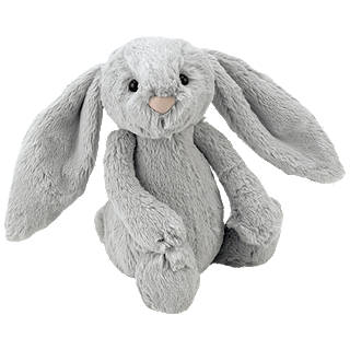4 easter toys gifts john lewis jellycat bashful bunny soft toy small silver negle Image collections
