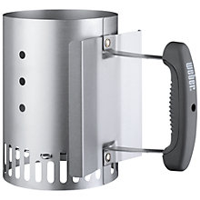 Buy Weber® Portable Rapidfire® Chimney Starter Online at johnlewis.com