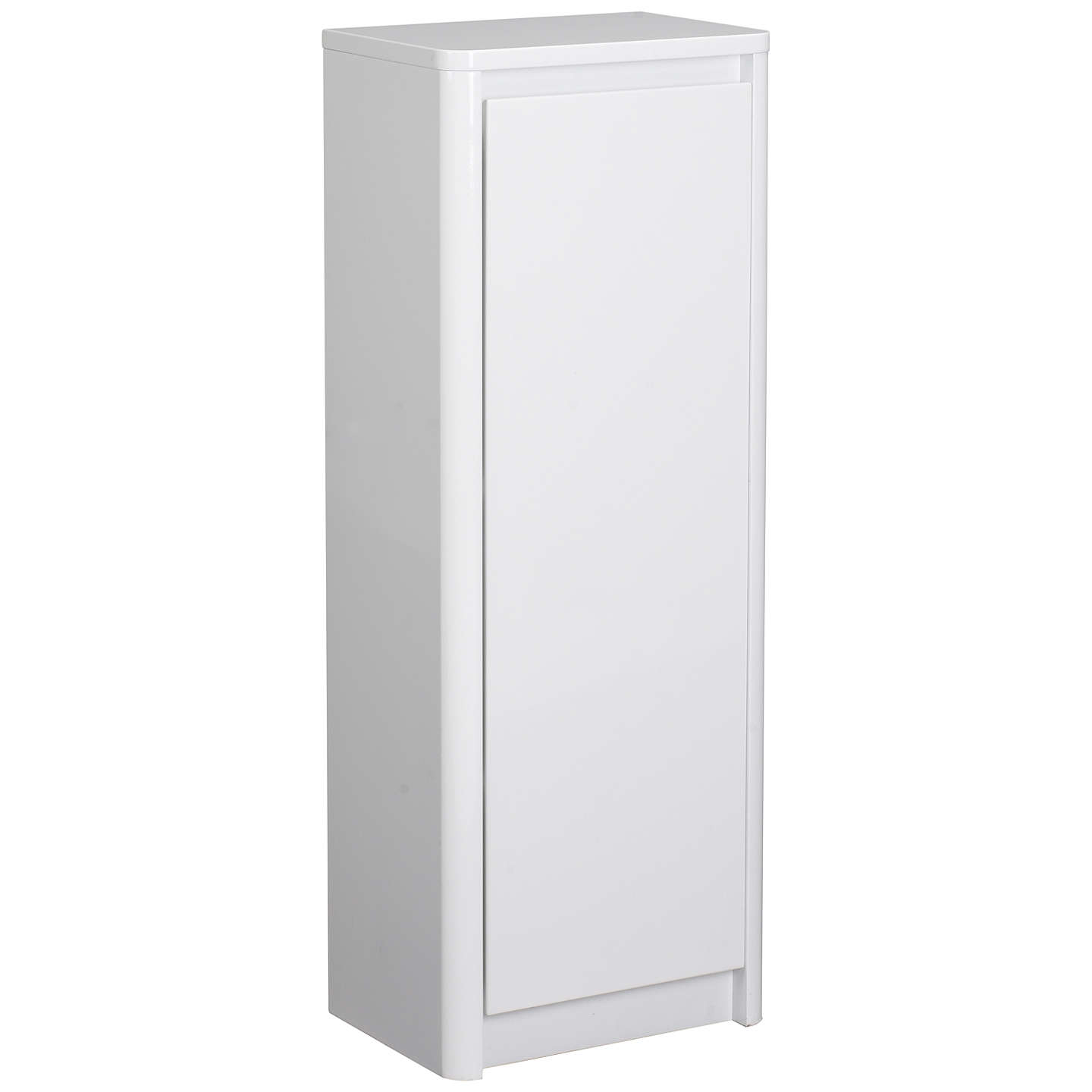 Free Standing Kitchen Cabinets John Lewis: John Lewis Gloss Curve Free Standing Bathroom Floor