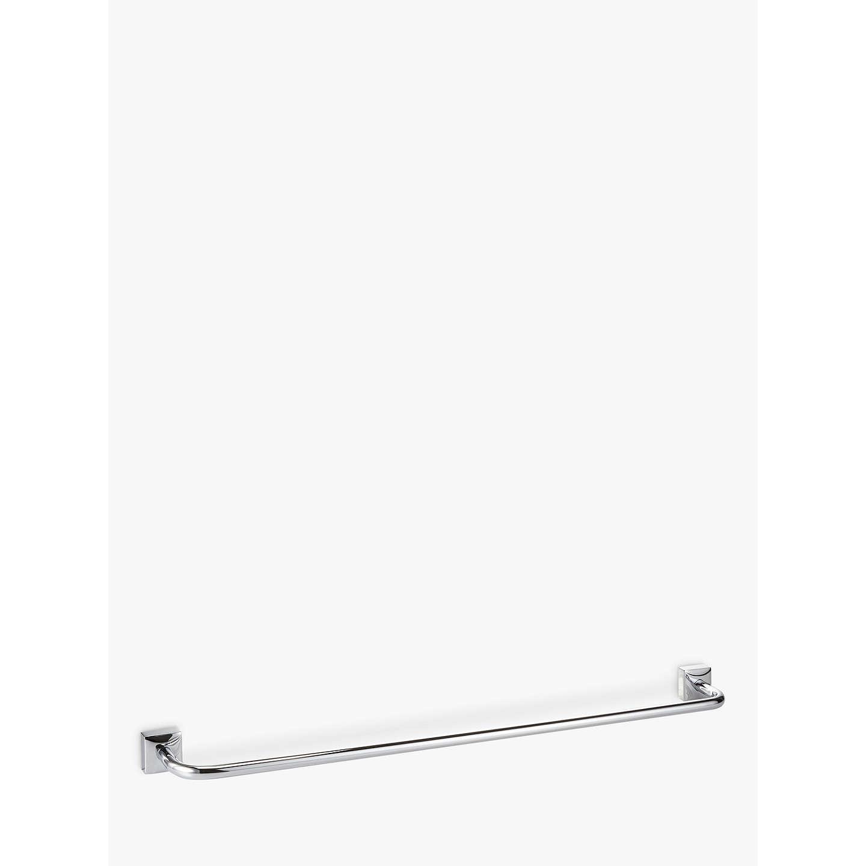 john lewis pure bathroom towel rail chrome at john lewis. Black Bedroom Furniture Sets. Home Design Ideas