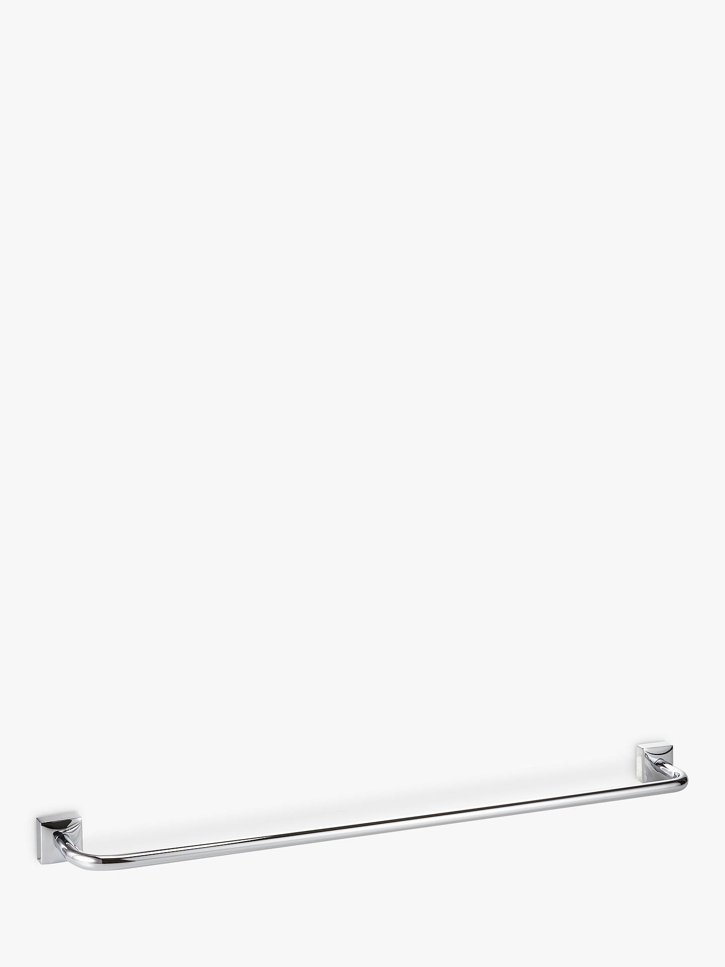 BuyJohn Lewis & Partners Pure Bathroom Towel Rail, Chrome Online at johnlewis.com