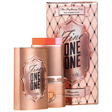 Buy Benefit Fine-One-One Brightening Cheek and Lip Colour, 8g Online at johnlewis.com