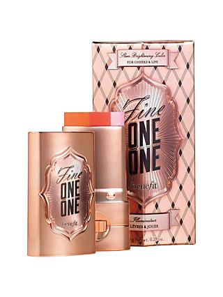 Benefit Fine-One-One Brightening Cheek and Lip Colour, 8g