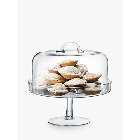 Lsa Cake Dome And Stand