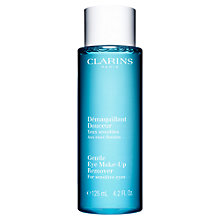 Buy Clarins Gentle Eye Makeup Remover Lotion, 125ml Online at johnlewis.com